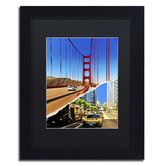 Found it at Wayfair - San Francisco Travel by Philippe Hugonnard Framed Graphic Art