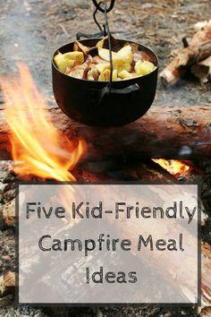 Five Kid-Friendly Ca