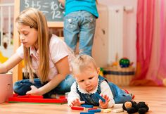Choosing a Childcare Provider - special considerations for military families