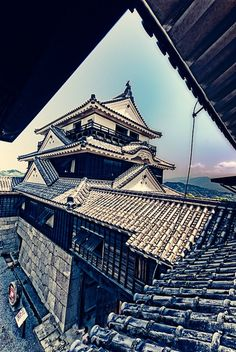Matsuyama Castle, Ehime, Japan - I have definitely been here. Hell yeah sister city exchange!