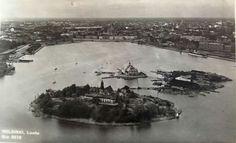 Klippan ja Helsinki 1940-luvulla