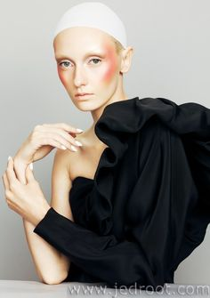 Jed Root - Hair Stylists - Halley Brisker - Editorial - Sunday Times Style, John Akehurst
