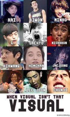 haha love Siwon's face xD