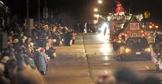 Three Christmas parades held this weekend.