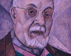 Portrait of Henri Matisse - Marevna (Marie Vorobieff)