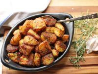 The Best Roast Potatoes Ever Recipe Serious Eats Potato Dishes, Vegetable Dishes, Vegetable Recipes, Food Dishes, Vegetarian Recipes, Cooking Recipes, Healthy Recipes, Side Dishes, Russet Potato Recipes