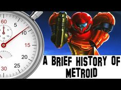 A Brief History Of Metroid (Feat. MatPat) - YouTube