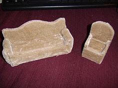 DIY sofa and armchair