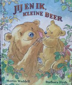 """Prentenboek """"Jij en ik, kleine Beer """""""