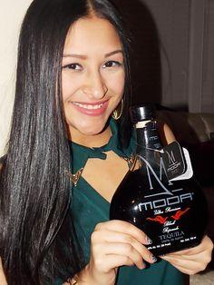 A friend of Moda Tequila Negro