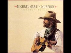 """Michael Martin Murphey - """"Red River Valley"""" - Songs of the American Frontier Country Music Videos, Country Music Singers, Country Songs, Country Men, Cowboy Poetry, Cowboy Song, Guitar Songs, Music Songs, My Music"""