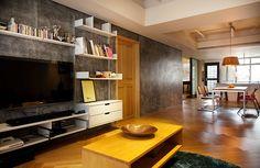 新店 30 坪磨石子簡約公寓 - DECOmyplace