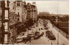 上海英租界 The Bund Shanghai 1920s