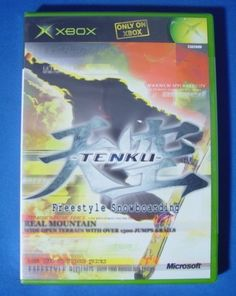 XBox Japanese : TENKU Freestyle Snowboarding http://www.japanstuff.biz/ CLICK THE FOLLOWING LINK TO BUY IT ( IF STILL AVAILABLE ) http://www.delcampe.net/page/item/id,0377528080,language,E.html
