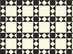 Victorian Floor Tile Design - Original Style Balmoral | Mattonella Tile Studio Black And White Tiles, Entry Foyer, Tile Design, Townhouse, Victorian, Floor, Traditional, Studio, Inspiration
