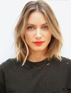 This is where I'm trying to get when my hair grows out more