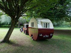 Jubilee, Caravans, Vintage, Classic