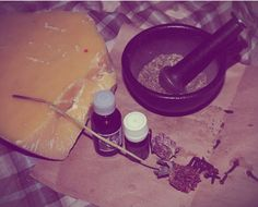 #secret #ingredients for #magic #candle #handmade in our #craft #spell #witch #rootwork #hoodoo #cat_noir
