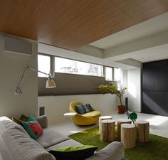 (via Minimalist Luxury From Asia: 3 Stunning Homes By Free...