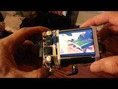 Raspberry Pi Point & Shoot Camera | Make: