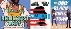 """An Anti-Racist Children's and YA Reading List 