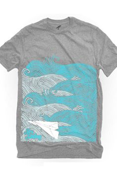 Sky Sailing Waves