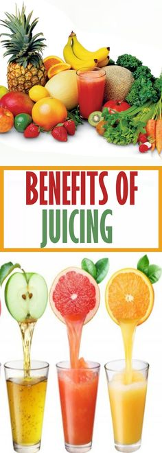 Benefits of Juicing