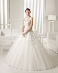 Rosa Clara Bridal Collection 2015 - Bridal gowns