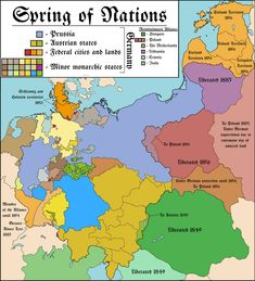 This map depicts the (Contigious) lands of the German Empire in my Heil Dir im Siegerkranz timeline. The situation in Germany in 1930 is rather interest. The German Empire, 1930 (Heil Dir im Siegerkranz) Imaginary Maps, Alternate History, Fantasy Map, Historical Maps, Evolution, Empire, Germany, Christian, City