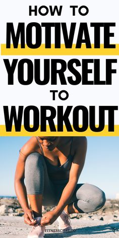 Want to start working out again and want to learn how to motivate yourself to workout? Check out ways to get motivated to workout in the morning and even when you are just not feeling it! Morning Motivation Quotes, Fit Girl Motivation, Workout Motivation, You Fitness, Fitness Goals, Fitness Tips, How To Get Motivated, Muscle Recovery, Motivational Quotes For Working Out