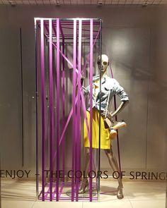 "LUTZ, Vinkeveen, The Netherlands, ""Enjoy... The Colors Of Spring!!!"", creative by Designing Haaker BV, pinned by Ton van der Veer"