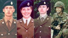 Who were the Deepcut four? - BBC News Cheryl James, Bbc News, Scandal, Captain Hat, Military, Military Man, Army
