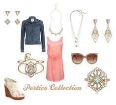"""""""Portico Collection Chloe+Isabel"""" by lilmo2005 on Polyvore featuring ONLY, Lucky Brand, Paige Denim, Chloe + Isabel and STELLA McCARTNEY"""