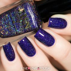 Swatch of Fun Lacquer Moonlight Nocturne Nail Polish (PRE-ORDER   ORDER SHIP DATE: 10/20/15)