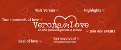 Verona in Love, Feb. 11-14, 2016, 10 a.m. - 7 p.m., in Piazza Dei Signori and Piazza Bra. Se ami qualcuno, portalo a Verona - If you love someone, bring her /him to Verona - is the slogan of Romeo and Juliet's city. A heart-shaped exhibition and market of romantic gift ideas, crafts and free chocolate sampling; waterfalls of heart-shaped coriandoli (confetti); bands, events, and theatrical performances will entertain visitors throughout the weekend;  red heart shaped balloons a