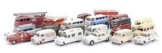 Dinky, Corgi and Tekno a mixed group of unboxed Ambulance and Emergency Vehicles. To include Dinky Daimler Ambulance - cream, Dinky Toys Armoured Personnel Carrier (repainted with decals to resemble a Military Ambulance), Dinky No.955 Fire Engine, Corgi Toys Superior Ambulance, Corgi Toys Ford Zephyr Patrol Car - reworked into an Ambulance, Corgi Toys Commer Ambulance, Tekno Taunus Transit Ambulance,  cost £50 in 2009 from vectis bargain seriously dont waste money buying from ebay go to…