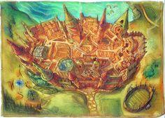 """Hogwarts Castle"""