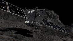 How to watch the final hours of the Rosetta comet probe Read more Technology News Here --> http://digitaltechnologynews.com This morning about 720 million kilometres from Earth a robot will crash into a space rock. The robot in question is the European Space Agency's Rosetta probe and the rock is the duck-shaped comet 67P/ChuryumovGerasimenko which it's been orbiting since November 2014.  In that time Rosetta has sent back a wealth of data. Thanks to its observations we know so much more…