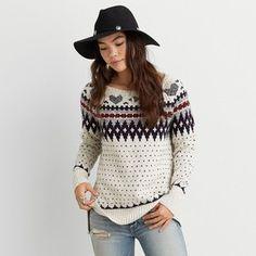 AEO Raglan Pullover Sweater
