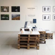 Paulsen Collection exhibition @ Unit24, London by Max Foytik, via Behance