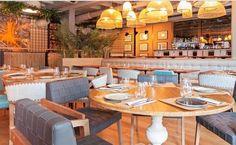 Restaurante Marieta en Madrid   Estudio Proyecto Singular con Jorge Lozano a la cabeza.
