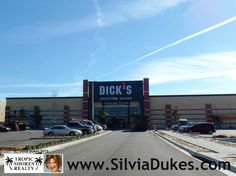 Dick's Sporting Store in Spring Hill, Florida Photo by Silvia Dukes