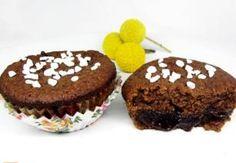 Fahéjás-szilvás muffin