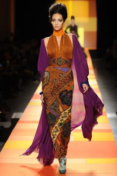 Jean Paul Gaultier Spring Couture 2013 - Slideshow - Runway, Fashion Week, Reviews and Slideshows - WWD.com