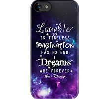Laughter is timeless Imagination has no end  Dreams are forever - Walt Disney