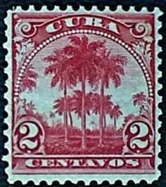 Buy Cuba Single Stamps > 1899 Cuba Stamp, Scott 228, 2 centavos ...