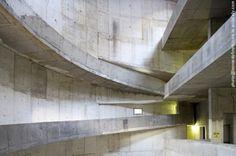 Alvaro Siza, Museo Iberê Camargo, Porto Alegre BR © Leonardo Finotti