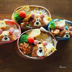Bear croquettes by Anna (@nariselu_)