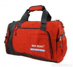 Sportovní taška New Berry 5333 oranžová : NEWBERRY - velkoobchod dámské kabelky a pánské tašky, peněženky, batohy, kožené zboží Sleeping Tent, Outdoor Stuff, Cloth Bags, Trekking, Backpacking, Safari, Gym Bag, Hiking, Notebook
