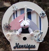 ursinho marinheiro quadro - Pesquisa Google